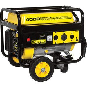 Chamption portable generator