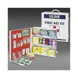 Uline first aid