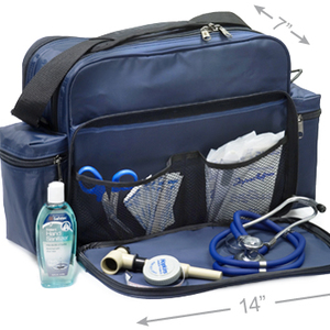 Home health shoulder bag