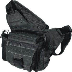 Multifunction messenger bag